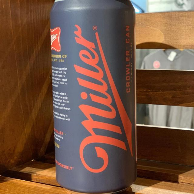 In honor of Beer Can Appreciation Day, we are offering 1/2 price crowlers all day!  Limit 2 per person.  Come on in and grab a couple...fresh off the line today!